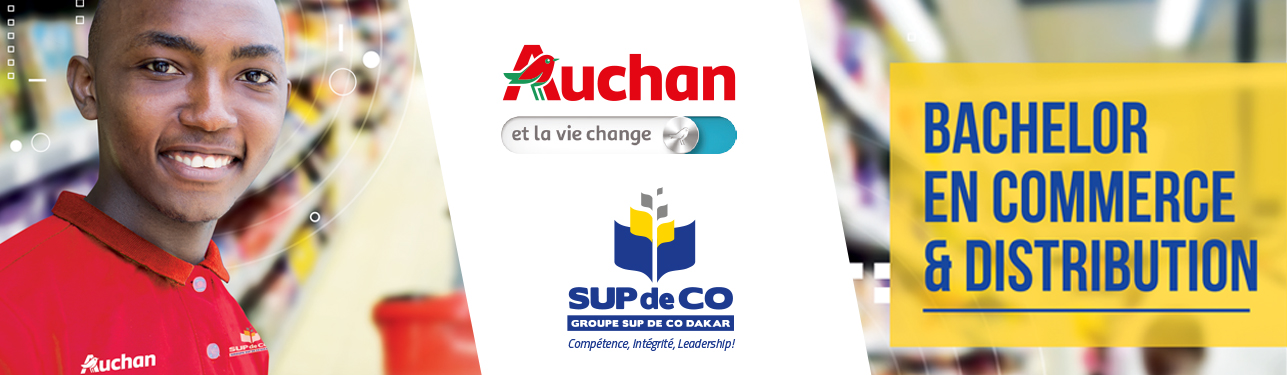Bachelor (BAC + 3) en Commerce & Distribution