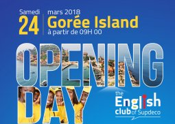 Invitation | Opening Day - Supdeco English Club