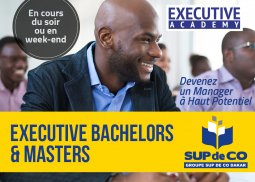 EXECUTIVE BACHELORS & MASTERS (En cours du soir ou en week-end) | (...)
