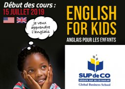 English for Kids (Anglais pour les enfants)