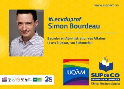 #Professeur Simon Bourdeau | Bachelor en Administration des Affaires - 2 (...)