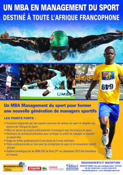 "Become a ""Pro"" in Sport Management Become a ""Pro"" in (...)"